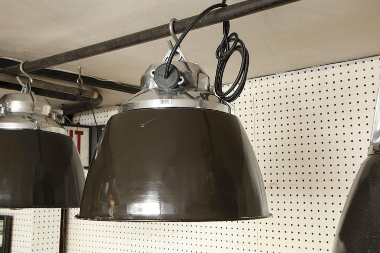 Czech Factory Light For Sale 1