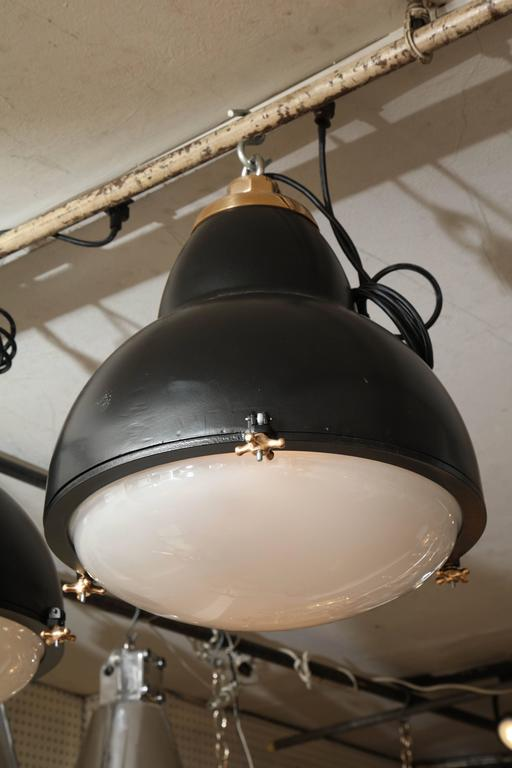 Contemporary Rolland Light, Black For Sale