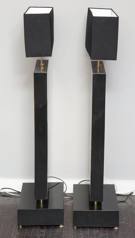 Enormous Brass Lamps, Belgium 9