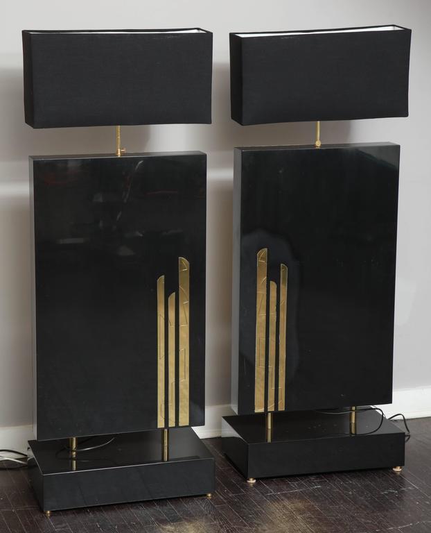 Enormous Brass Lamps, Belgium 10