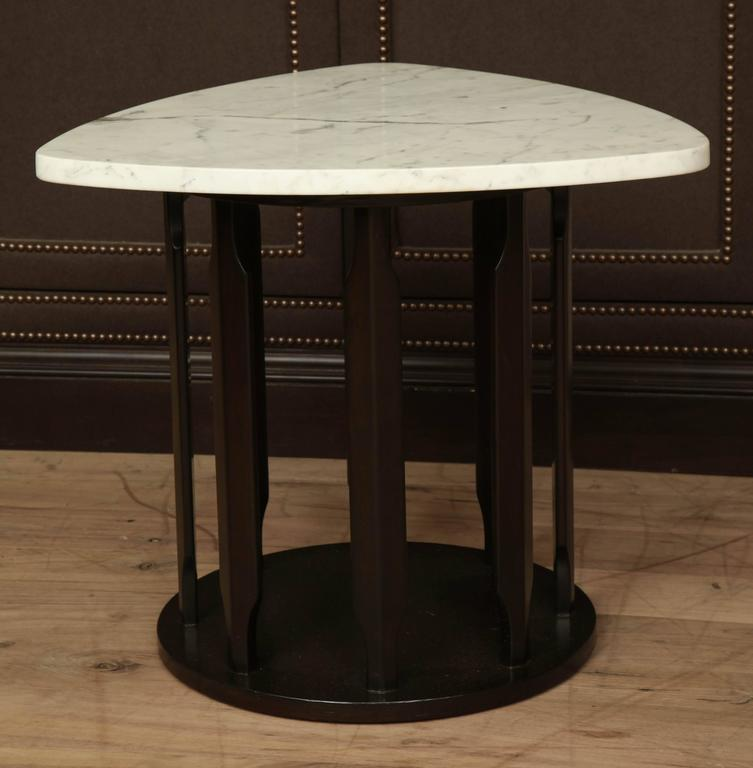 Marble Side Table For Sale 1