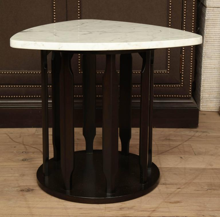 Marble Side Table For Sale 3