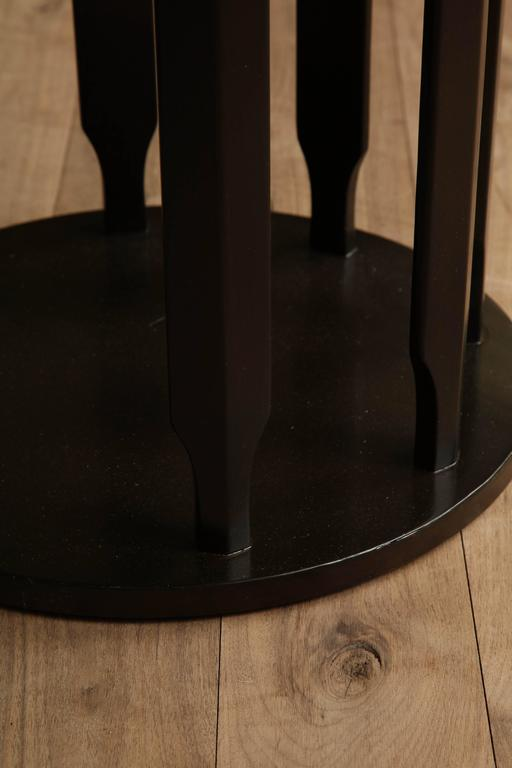 Marble Side Table For Sale 5