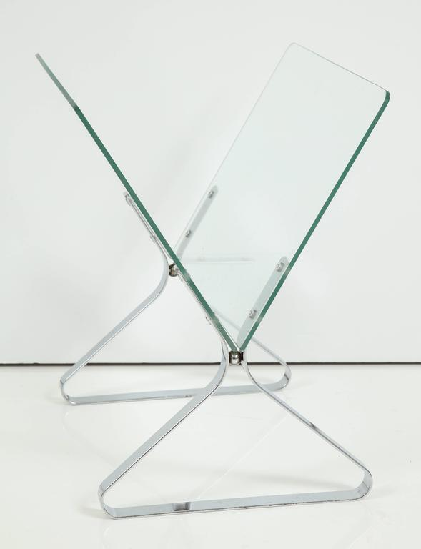 American Magazine Stand by Milo Baughman, C 1960 For Sale