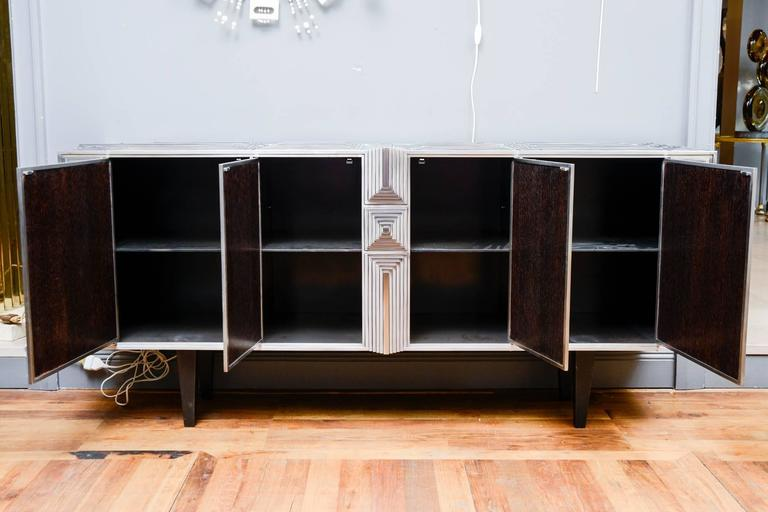 Sideboard Signed by Erwan Boulloud In Excellent Condition For Sale In Saint-Ouen (PARIS), FR