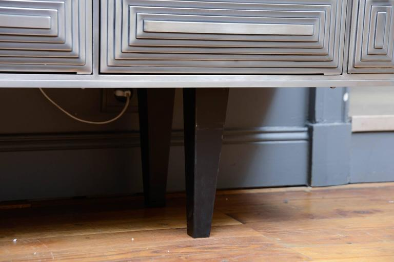Contemporary Sideboard Signed by Erwan Boulloud For Sale