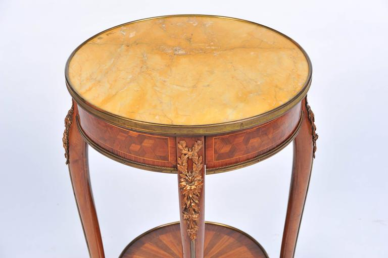Louis XV Style Side Table In Good Condition For Sale In Brighton, Sussex