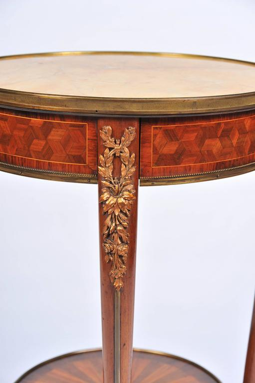 Louis XV Style Side Table For Sale 1