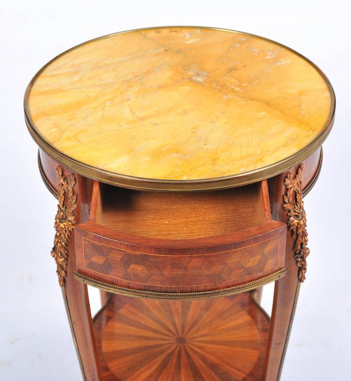 Louis XV Style Side Table For Sale 3
