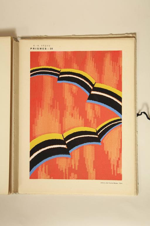 """Prismes"" by E.A. Seguy For Sale 3"