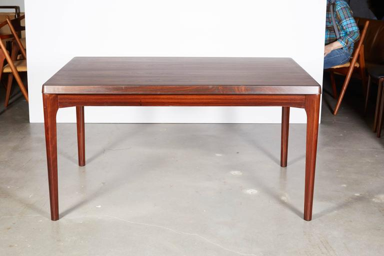 Rosewood Dining Table by Henning Kjaernulf 2