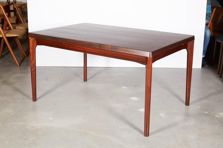 Rosewood Dining Table by Henning Kjaernulf 4