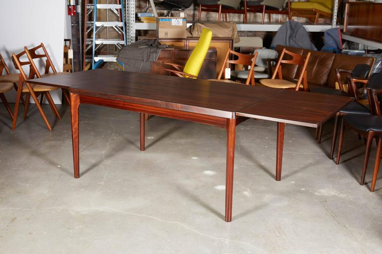 Rosewood Dining Table by Henning Kjaernulf 5