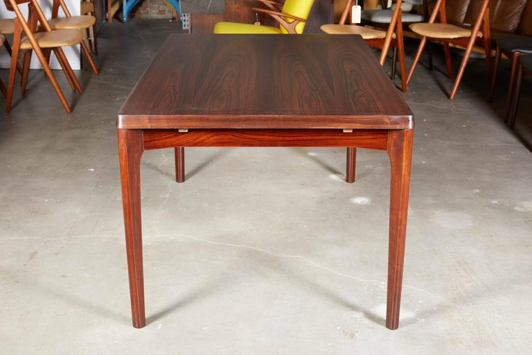 Rosewood Dining Table by Henning Kjaernulf 6