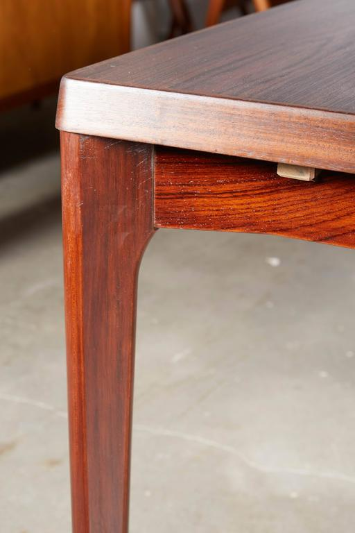 Rosewood Dining Table by Henning Kjaernulf 7
