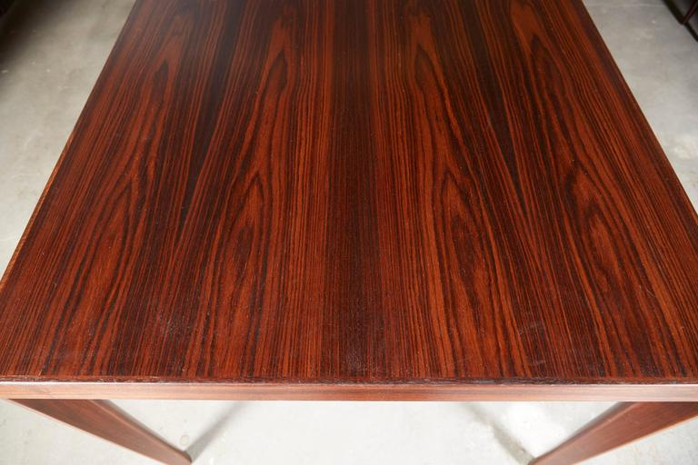 Rosewood Dining Table by Henning Kjaernulf 8