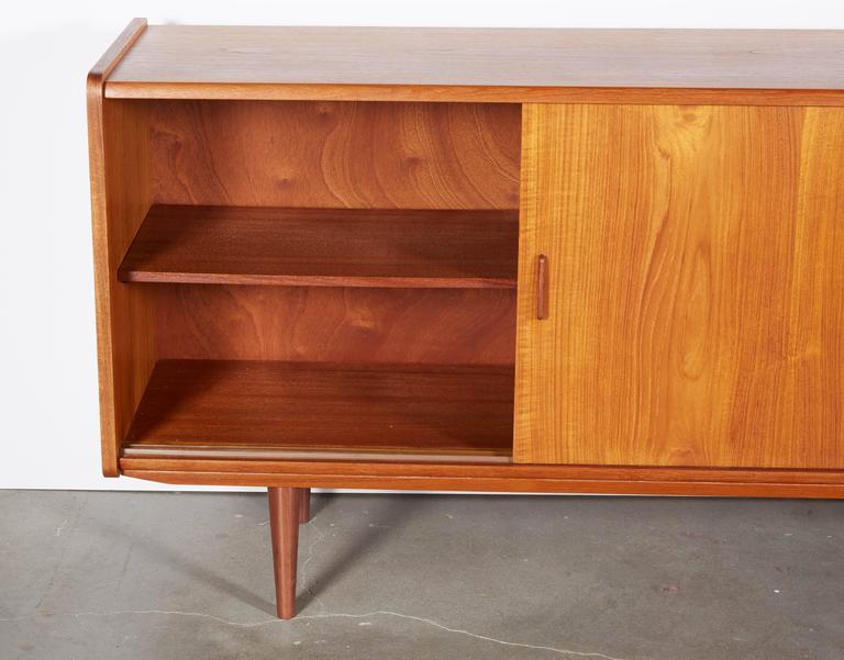 Danish Modern Teak Sideboard 4