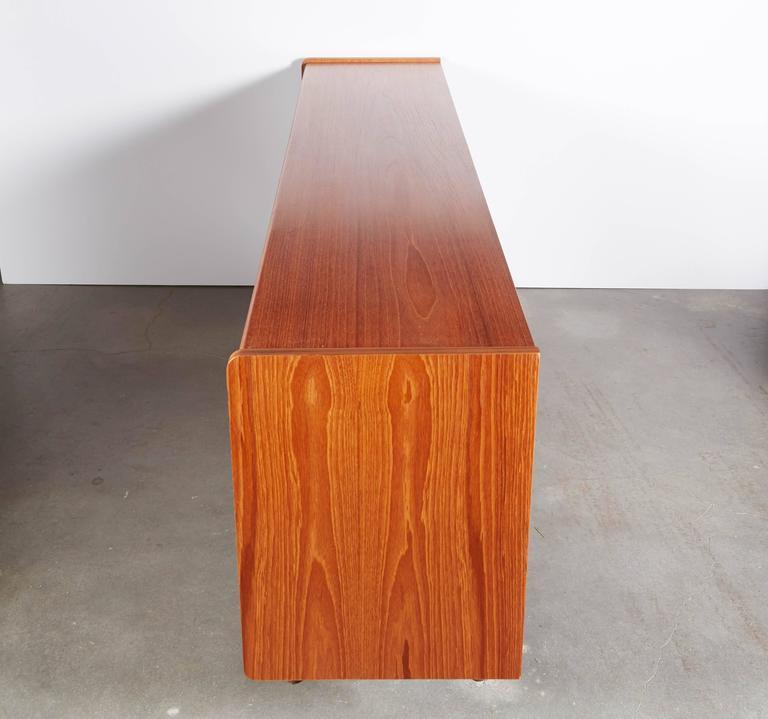 Danish Modern Teak Sideboard 8