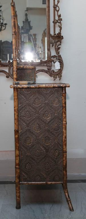Superb 19th Century, English Bamboo Cottage Dresser For Sale 7