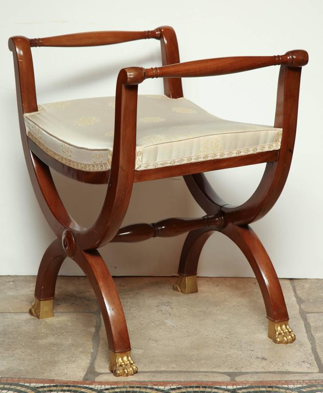 Pair of Directoire Benches For Sale 2