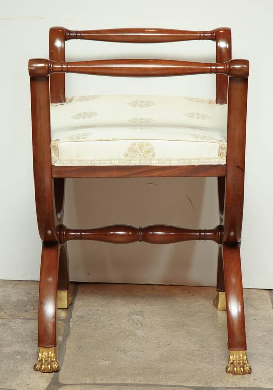 Pair of Directoire Benches For Sale 3