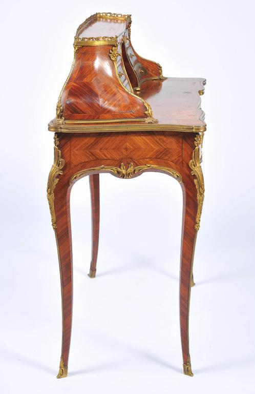 Antique French Ladies Writing Desk For Sale At 1stdibs