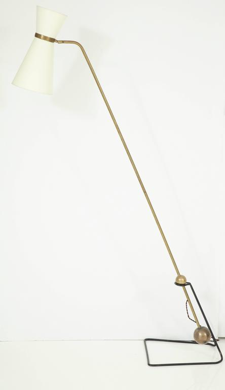 G2 Floor Lamp by Pierre Guariche for Disderot 9