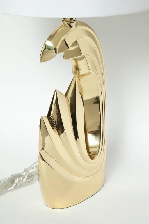 20th Century Pierre Cardin Brass