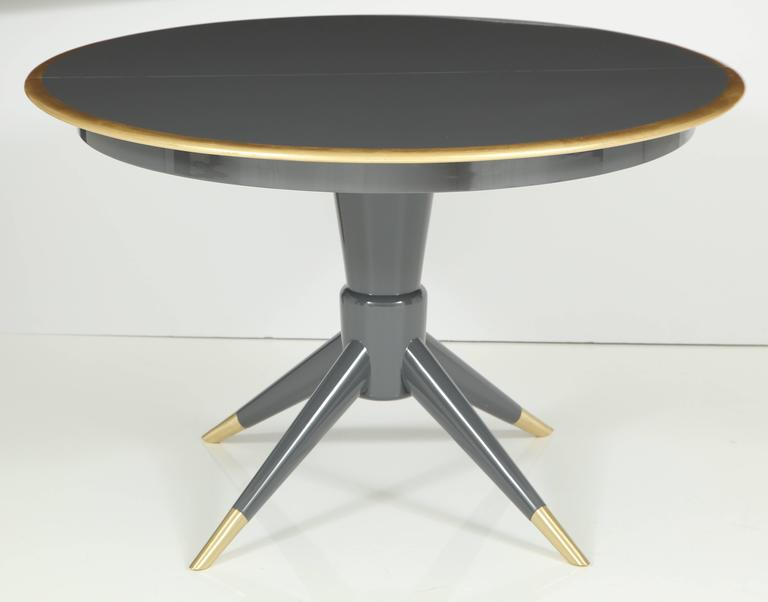 David Rosen for Nordiska Kompaniet Swedish Modern Dining Table 2