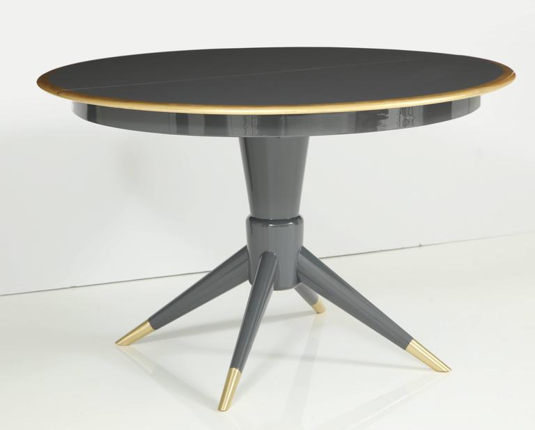 David Rosen for Nordiska Kompaniet Swedish Modern Dining Table 7