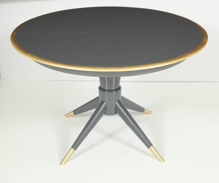 David Rosen for Nordiska Kompaniet Swedish Modern Dining Table 8