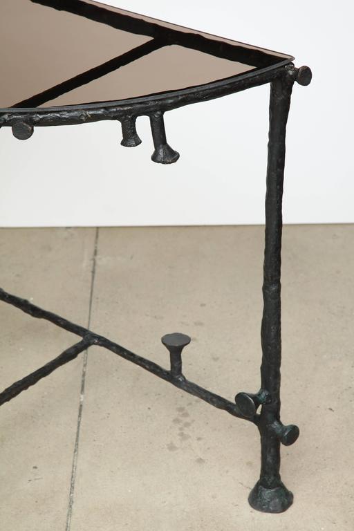 Bronze Console by Ilana Goor 4