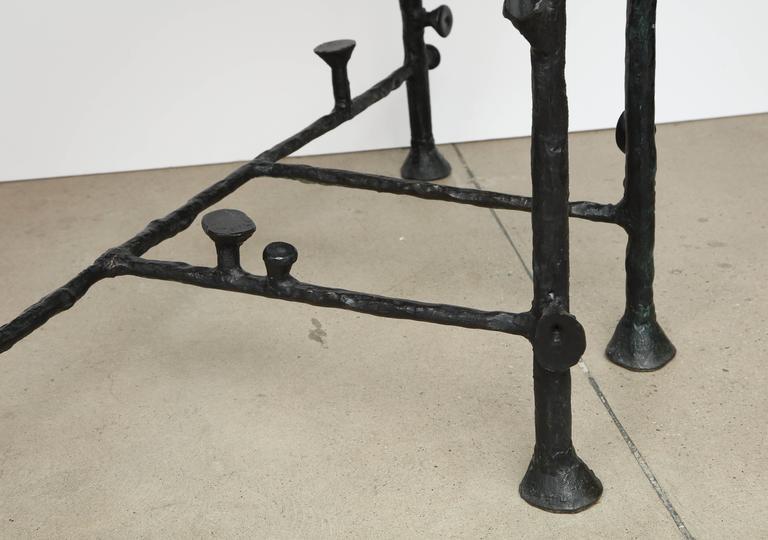 Bronze Console by Ilana Goor 8