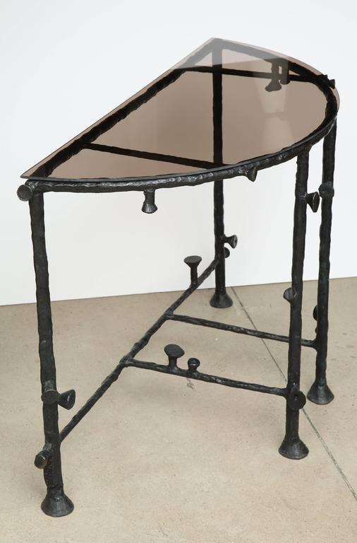 Bronze Console by Ilana Goor 9