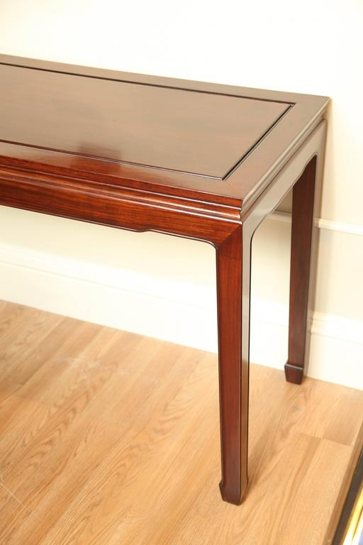Chinese Rosewood Console At 1stdibs