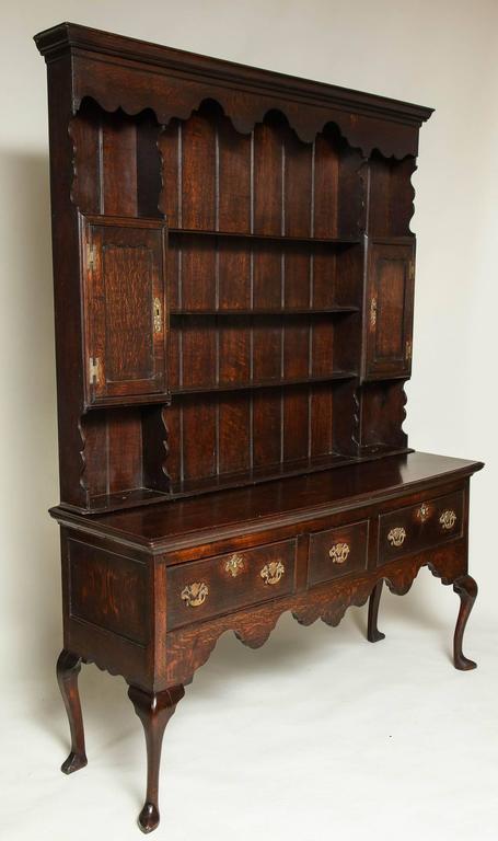 Queen Anne Welsh Dresser at 1stdibs