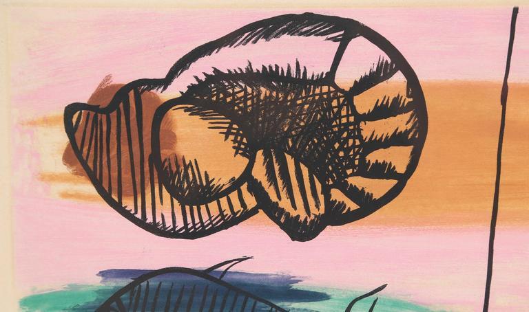 """Le Corbusier """"Unite, Plate 6"""" 3"""