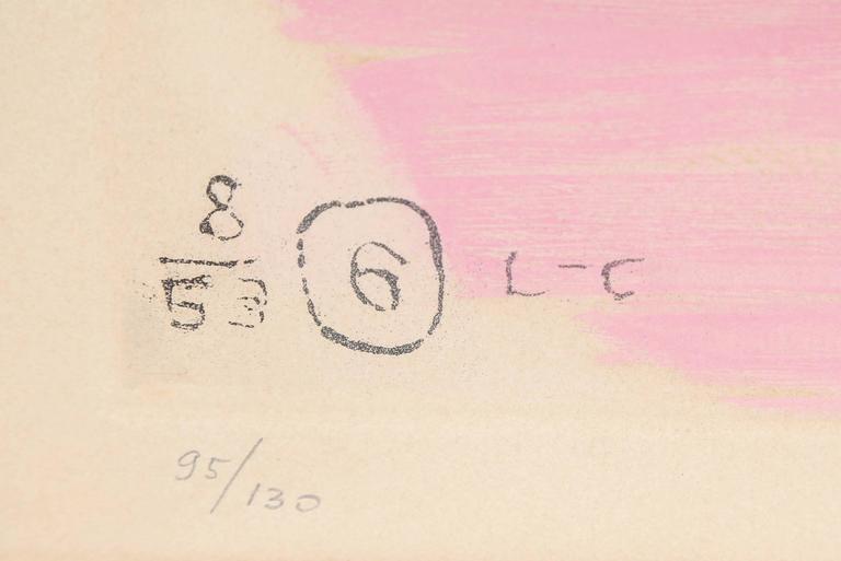 """Le Corbusier """"Unite, Plate 6"""" 5"""
