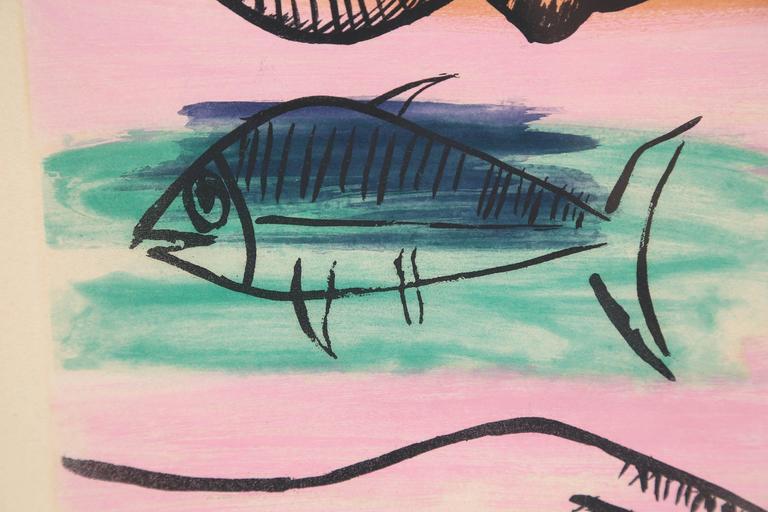 """Le Corbusier """"Unite, Plate 6"""" 7"""