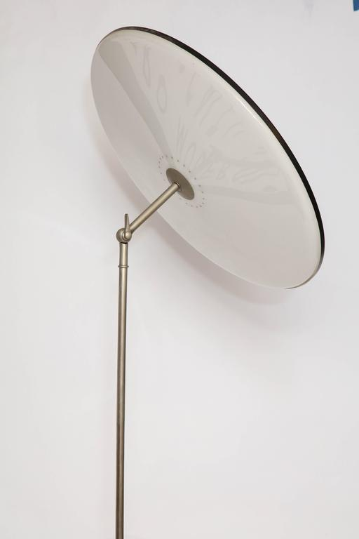 Mid-Century Modern Articulated Floor Lamp, Italy, 1950s 4