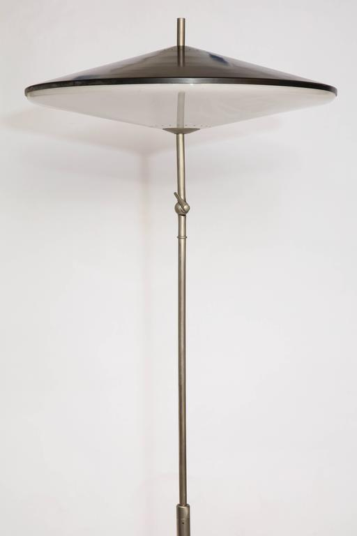 Mid-Century Modern Articulated Floor Lamp, Italy, 1950s 6