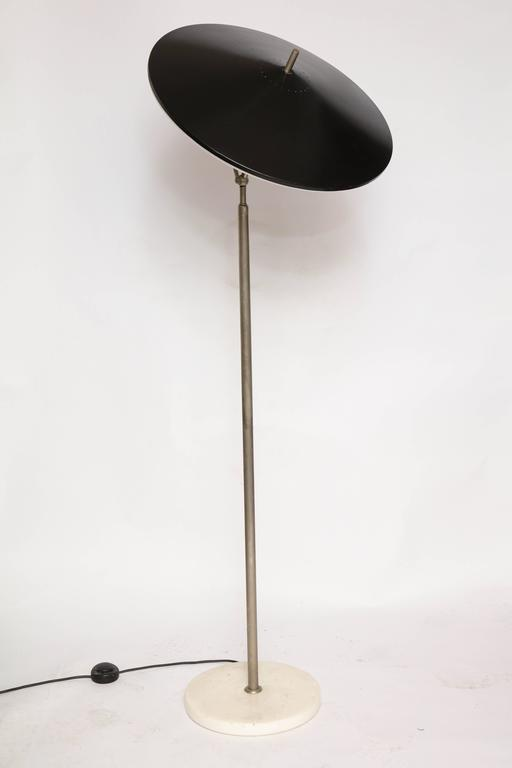 Mid-Century Modern Articulated Floor Lamp, Italy, 1950s 10