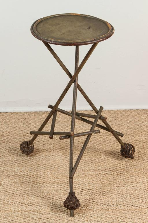 Late Victorian Wooden Side Tables 2