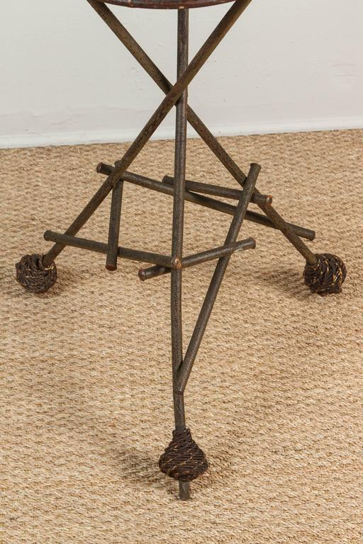 Late Victorian Wooden Side Tables 4