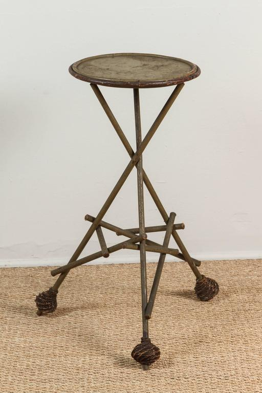 Late Victorian Wooden Side Tables 5