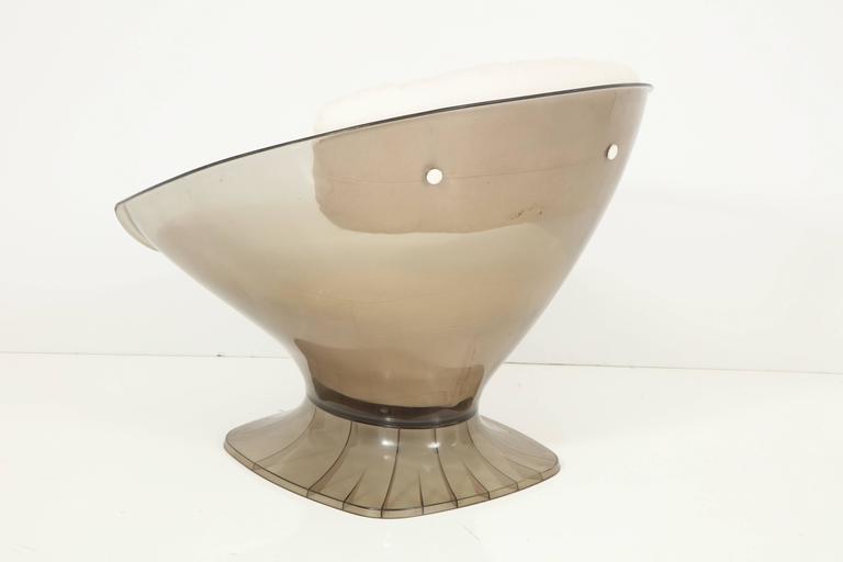 Plexiglass Raphael Chairs For Sale