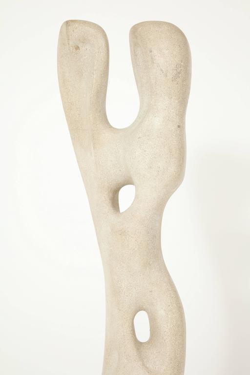 Abstract Sculpture in the Manner of Jean Arp In Good Condition For Sale In New York, NY