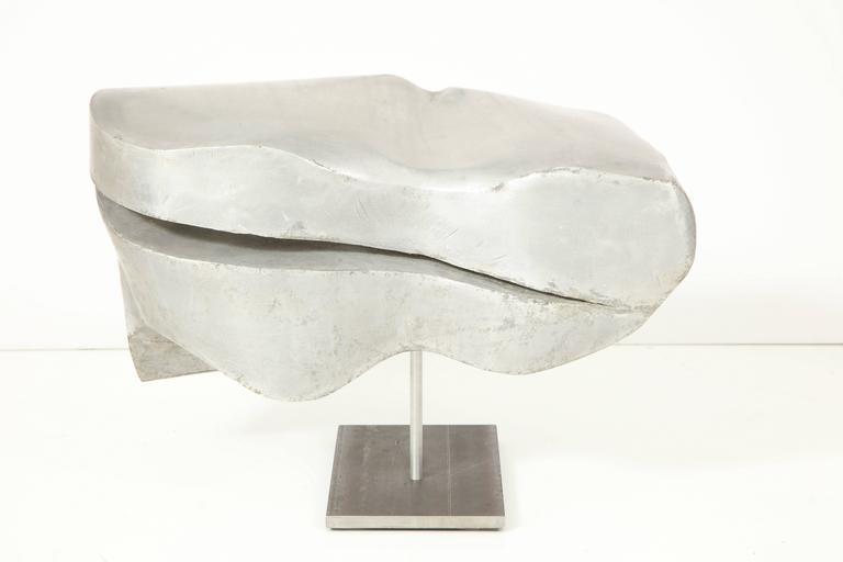 20th Century Large Hollow Aluminium For Sale