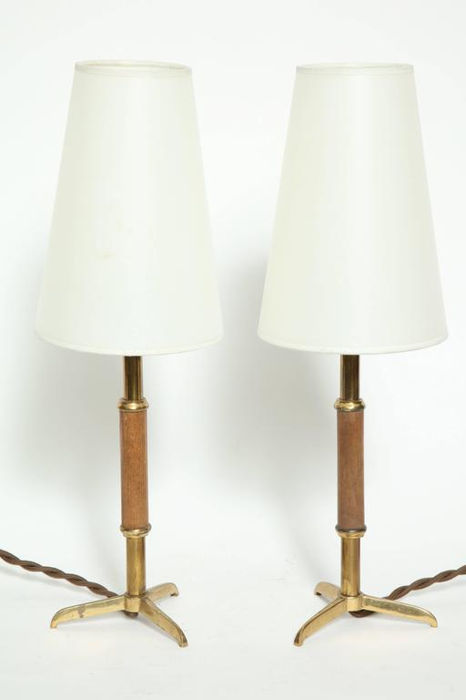 German Table Lamps For Sale