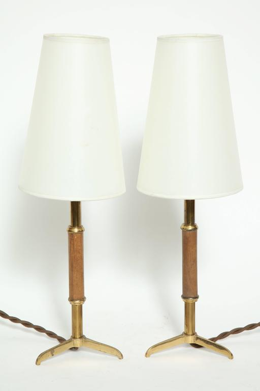 Table Lamps In Good Condition For Sale In New York, NY